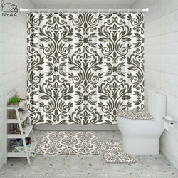 Mandala Floral Bathroom Sets - Lavish Latrine