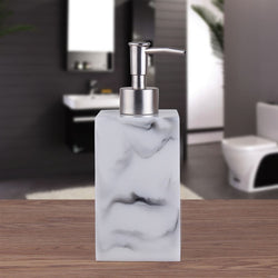 Marble Designed Soap Dispenser - Lavish Latrine