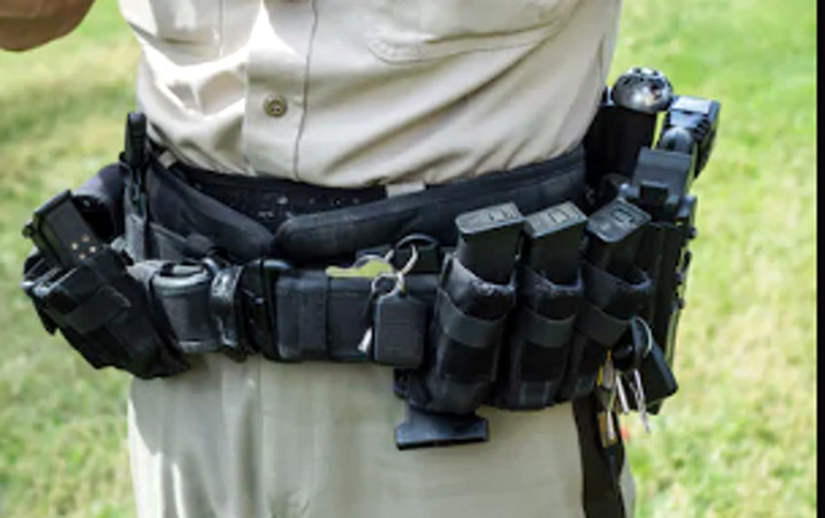 A practical alternative to the conventional duty belt!