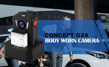 Load image into Gallery viewer, Body Worn Camera Concept G2A