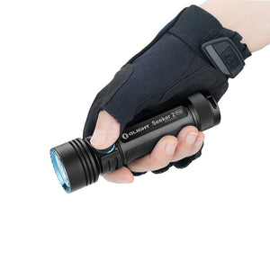 Seeker 2 Pro 3200 lumen rechargeable LED Torch