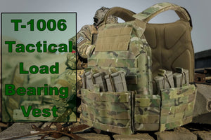 Concept T-1006 Tactical Load bearing vest