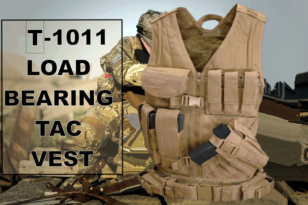Concept T-1011 Tactical Load bearing vest