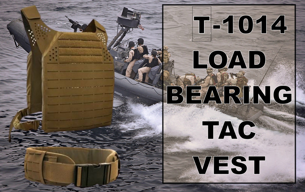 Concept T-1014 Tactical Load bearing vest