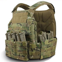 Load image into Gallery viewer, Concept T-1006 Tactical Load bearing vest