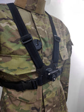 Load image into Gallery viewer, Body camera chest harness