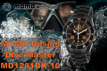 Load image into Gallery viewer, MOMO Design Dive Master MD1281BK-10