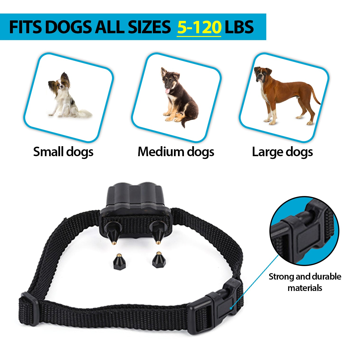 pet stop replacement collar