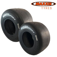 Maxxis Sport Tyres