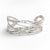 Sterling Random Theory Bracelet by Judie Raiford