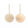 14k Gold Filled Skipper Dot Earrings by Judie Raiford