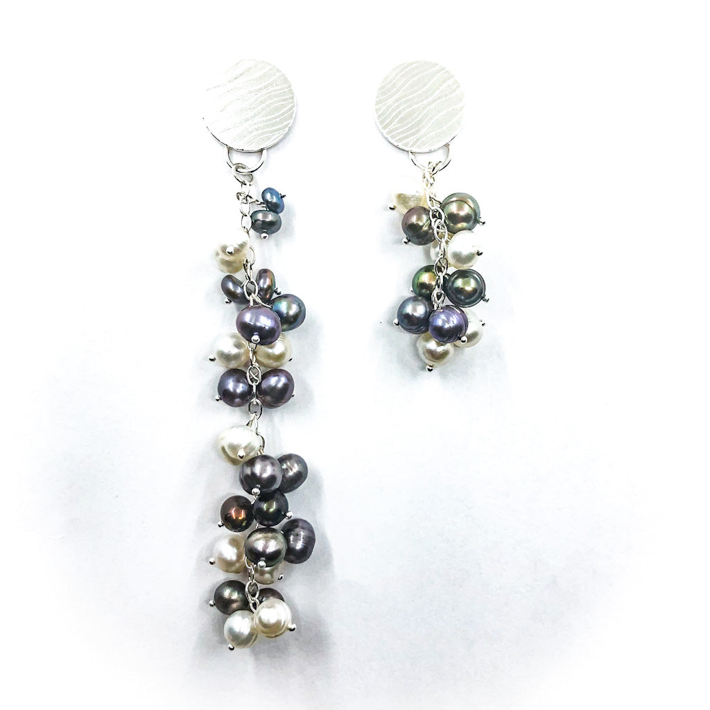 Katie Pearl Earrings