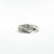 Sterling Random Theory Skinny Ring by Judie Raiford
