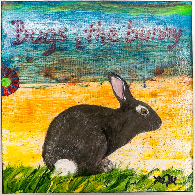 Bugs, The Bunny #1336 by Mamie Joe
