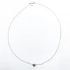 Sterling Sweetheart Necklace by Betsy Frost