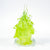 Opaque Light Green Christmas Tree by Nate Nardi