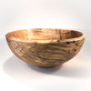 Rustic Spalted Hickory Bowl by Gary Beasley