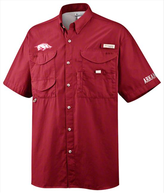 Columbia Bonehead PFG Shirt - Team Color