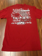 "Load image into Gallery viewer, Arkansas ""Yell for Hogs"" Tee"