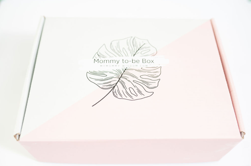 Mommy-to-be Box - My Mommy Wisdom