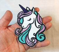 Rapidash Handmade Sew On Embroidered Patch
