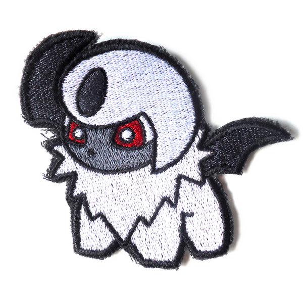 Absol Handmade Sew On Embroidered Patch