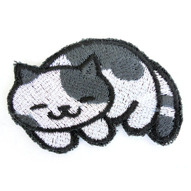 Speckles Handmade Sew On Embroidered Patch