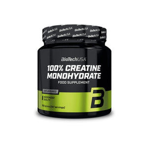 100% Creatine Monohydrate | Unflavoured