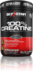 100% Creatine | Unflavored | 400 grams