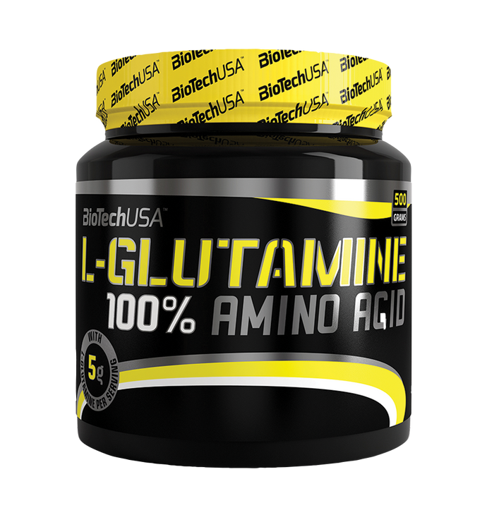 100% L-Glutamine | Unflavoured