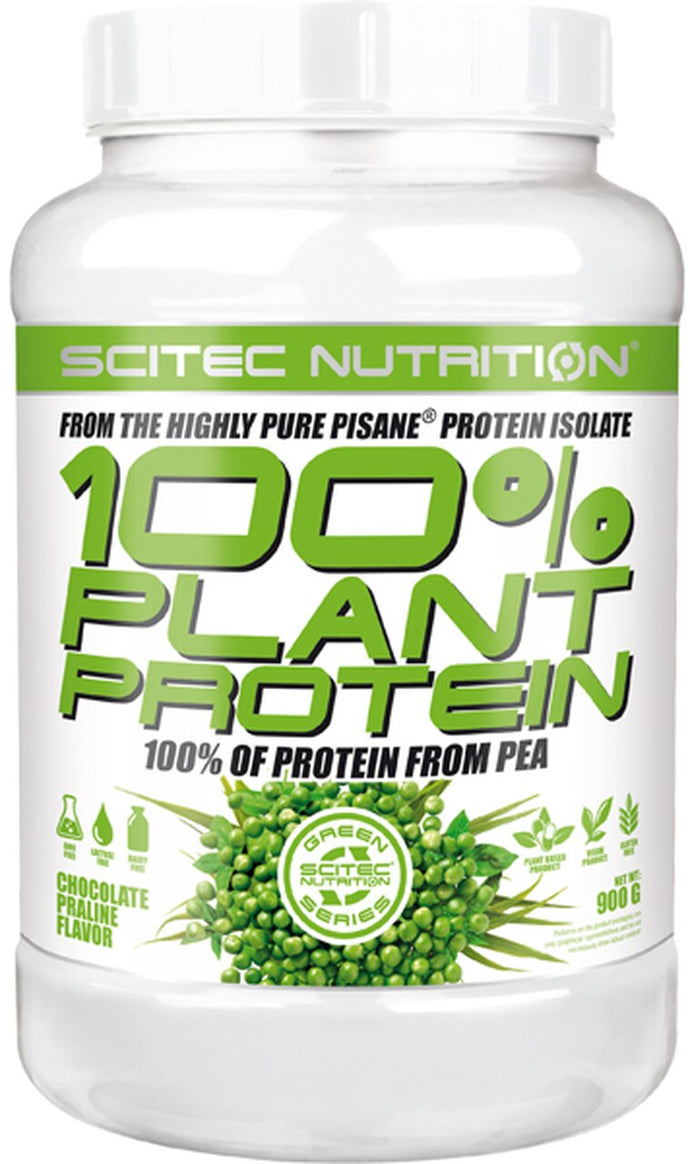100% Plant Protein | 900 grams