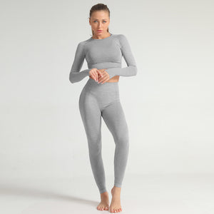 Women's Workout Outfit 2 Pieces
