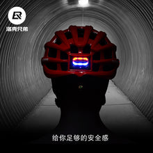 Load image into Gallery viewer, Cycling Helmet - Waterproof Light - For Road MTB Bike USB Charging