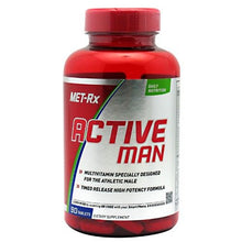 Load image into Gallery viewer, Active Man Multivitamin | 90 tablets