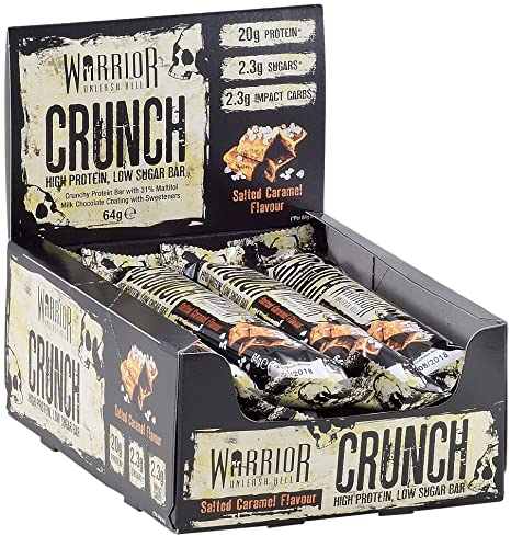 Crunch Bar | 12 bars