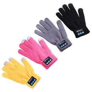 Smart Gloves Bluetooth