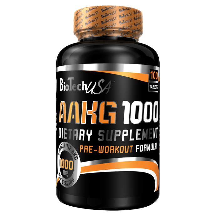 AAKG 1000 | 100 tablets