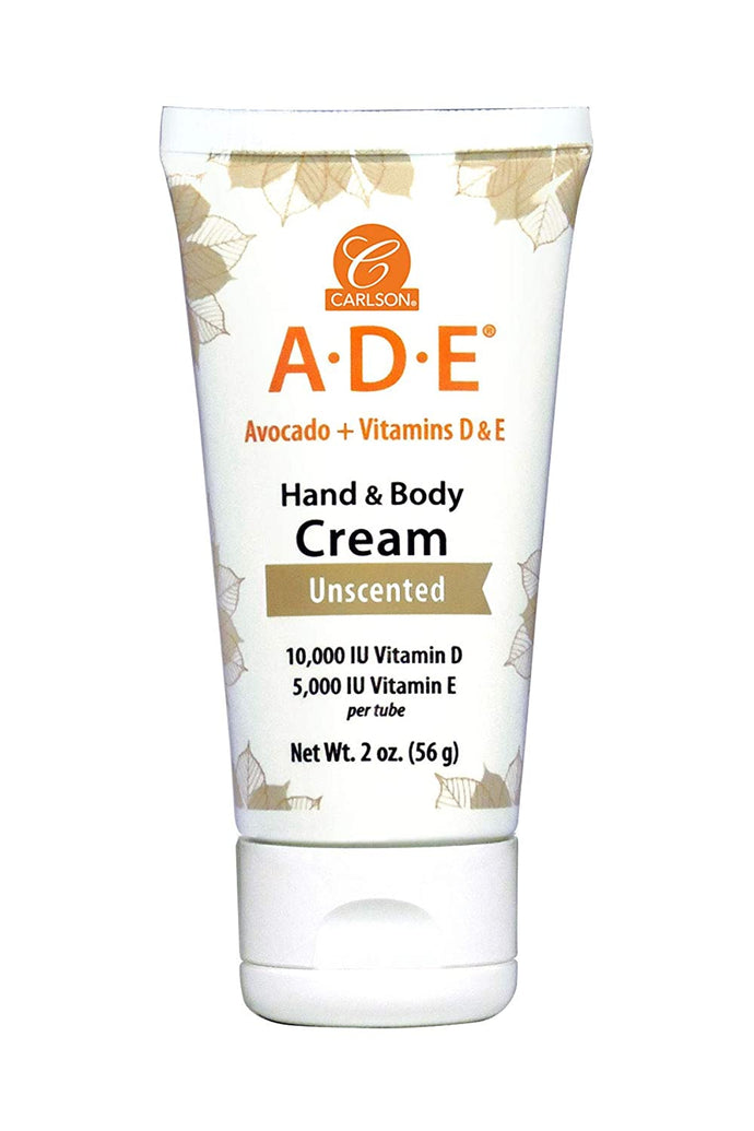 ADE Hand & Body Cream | Unscented | 56 grams