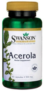 Acerola | 500mg | 60 caps