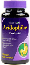 Load image into Gallery viewer, Acidophilus Probiotic | 100 caps