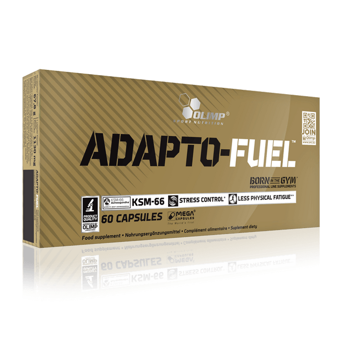 Adapto-Fuel | 60 caps
