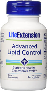 Advanced Lipid Control | 60 vcaps