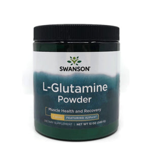 AjiPure L-Glutamine Powder | 340 grams