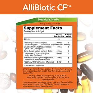 AlliBiotic CF | 60 softgels