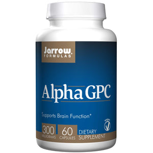 Alpha GPC | 300mg | 60 vcaps