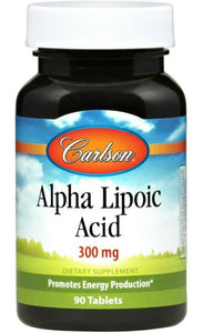 Alpha Lipoic Acid | 300mg | 90 tablets