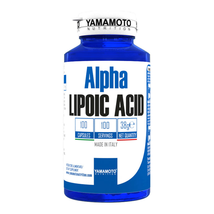 Alpha Lipoic Acid | 100 Caps