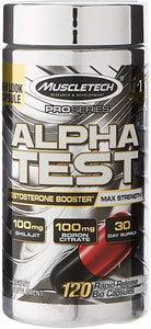 Alpha Test | 120 tappi