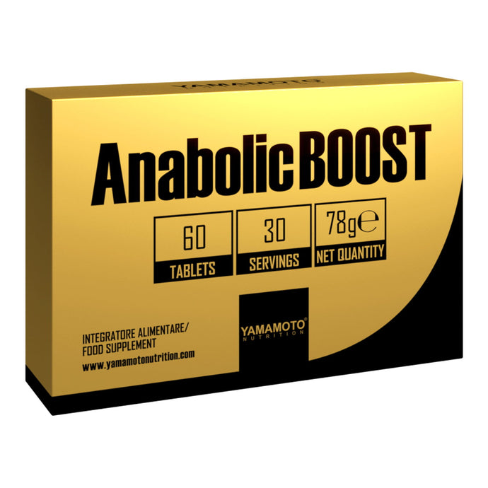 Anabolic Boost | 60 tables