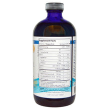 Load image into Gallery viewer, Arctic Cod Liver Oil | 1060mg Orange | 473 ml